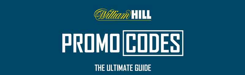 William Hill промокод